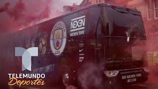 El Manchester City contra los violentos de Liverpool | Premier League | Telemundo Deportes