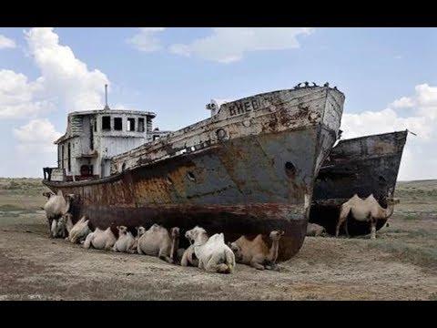 全世界最悲剧海军!比蒙古海军还惨,刚砸钱买来军舰却发现海没了
