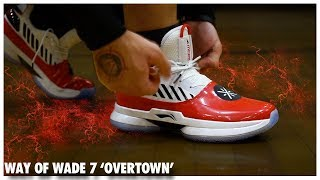 Li-Ning Way of Wade 7 'Overtown' Review