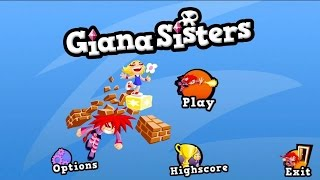 Giana Sisters 2D: Part 1/5 - Level 1-1 to 4-10