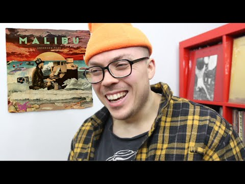 Anderson .Paak - Malibu ALBUM REVIEW
