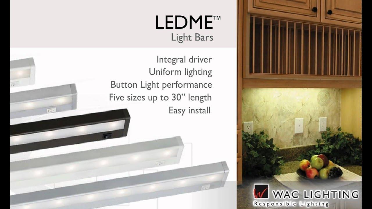 wac lighting led products