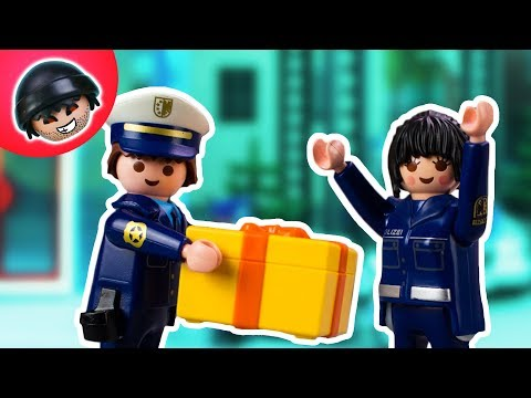 KARLCHEN KNACK #97 - Tonis Weihnachtsgeschenk -  Playmobil Polizei Film