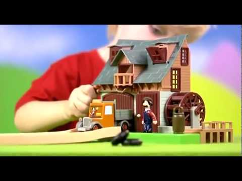 World of Postman Pat  Toys Commercial TV