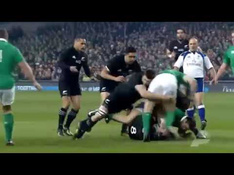 Rugby 2017 New Zealand Vs Ireland Best Rugby Match