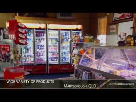 Convenience Store With 4 Bedroom House Business For Sale - Maryborough, QLD