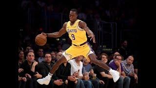 Rajon Rondo 2018-19 Season Highlights Mix   New Lakers Starting PG?