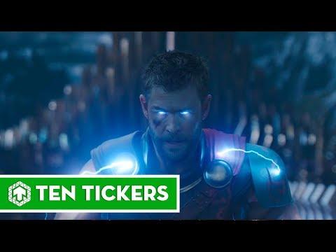 5 tin đồn đã được xác nhận trong Thor Ragnarok | Ten Tickers Đặc biệt