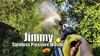 Xiaomi Jimmy Cordless High Pre…