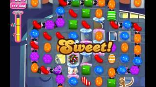 Candy Crush Saga level 843 (3 star, No boosters)