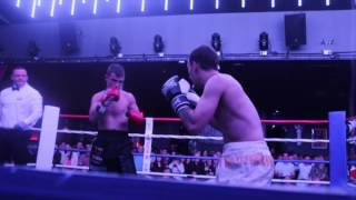Aaron McCallum v Billy Wilkinson 14th October 2016
