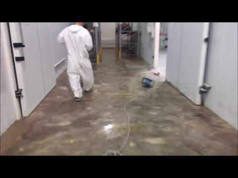 Полиуретановый пол на заводе «Саратовгазавтоматика» от Lekko