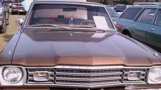 1973 Valiant 4 Door Sedan Copper SumtrFG 020512