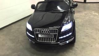 Voiture électrique enfant Audi Q7  www.gcautos.fr (ALSACE - BAS RHIN 67)