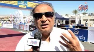 لطفى بو عبيد : مصر بلد السلام والإنسانية  وشرم الشيخ هى اكبر اضاف لمصر