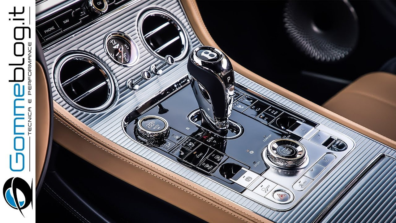 2019 Bentley Continental Gt Interior Exterior And Drive