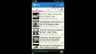 Nigeria News - Free news & RSS reader for Nigerian