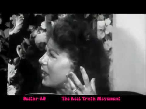 1950's Housewife on LSD - CIA experiment