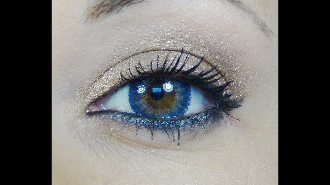 mis lentillas de colores - Lentilles Colores