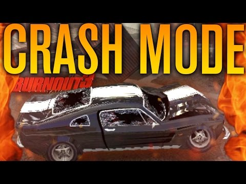 BEST CRASH MODE? | Burnout 3 Takedown