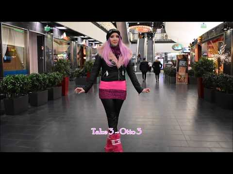 Kawaii Shop, Victoria's Secret, Starbucks & Christmas in Helsinki -My Day
