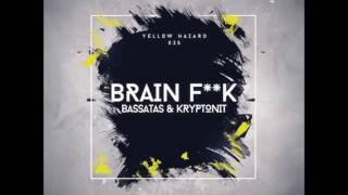 Kryptonit & BassAtas - Brain Fuck (Dennis Wehling Remix)[Yellow Hazard Recordings]