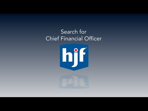 HJF's search for a new Chief Financial Officer