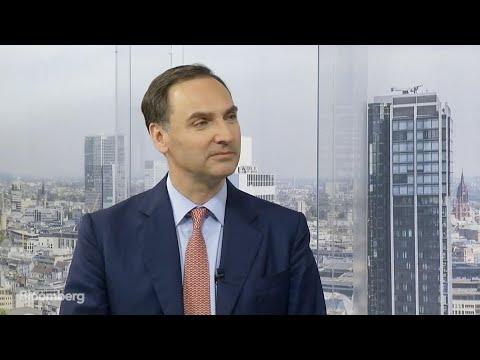 Deutsche Bank CFO on Earnings, Saudi Arabia, Mergers