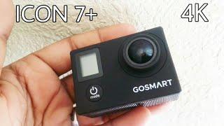Icon 7+ Action Camera 4k