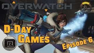 Overwatch   Mei Game-play   D-Day Games (Overwatch) Episode #6