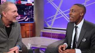 K-Earth 101 - Gary Bryan Interviews Arsenio Hall!!