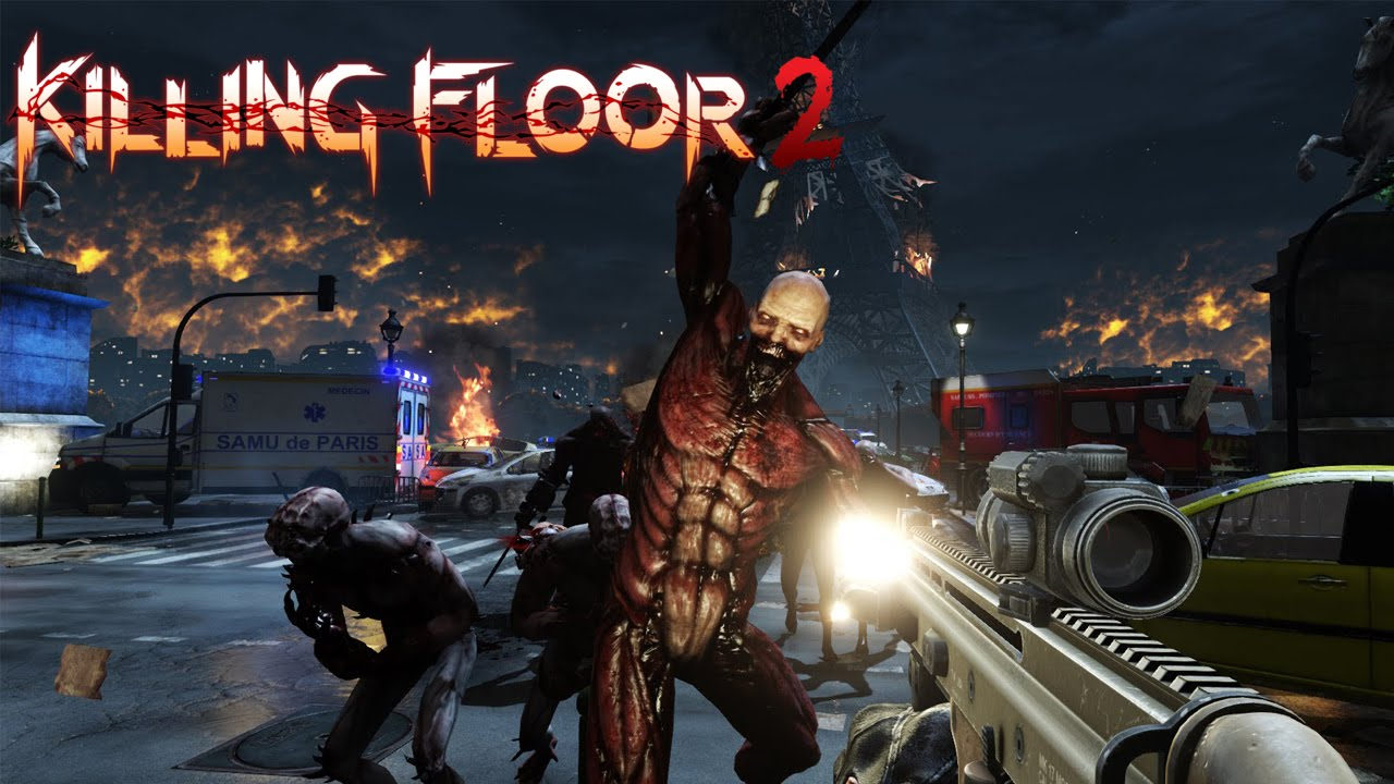 Killing floor 2 zombies in burning paris burningparis for Killing floor zombies