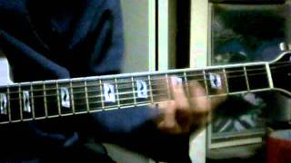 guitar demo Love And Rockets - Life In Laralay