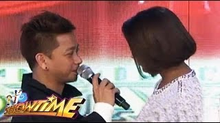 Repeat youtube video Jhong Hilario admits crush on Iza Calzado