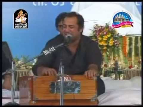 Sanso Ki Mala Pe | Hindi Popular Bhajan By Rahat Fateh Ali Khan | Non Stop Songs