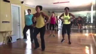 AFRO-HIP HOP DANCE - Beyonce - Grown Woman