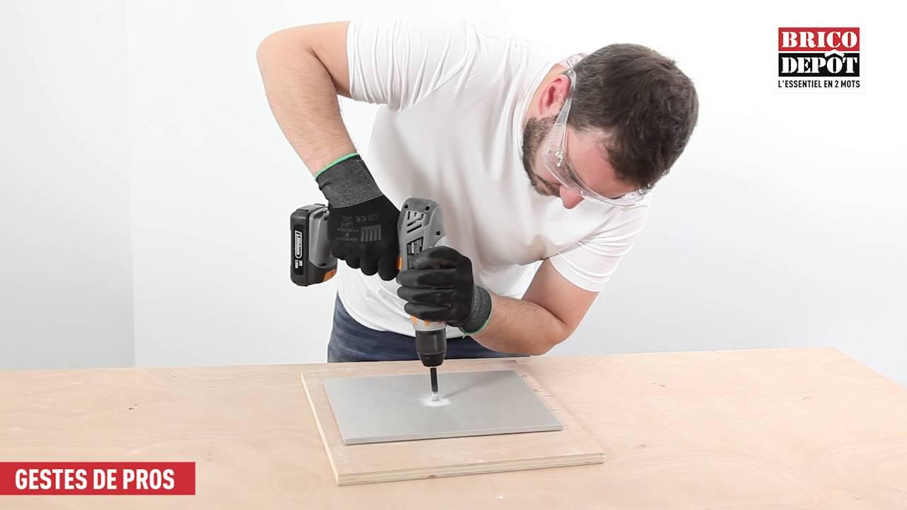 c682d7a79694a Comment percer du grès cérame ou du verre sans les casser   - YouTube