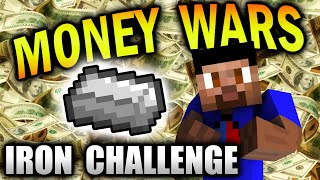 Minecraft MONEY WARS #7 'IRON CHALLENGE!' with Vikkstar