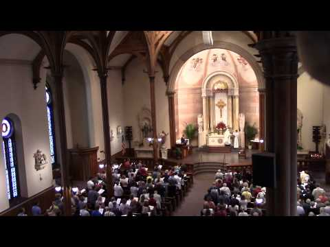Praise My Soul The King of Heaven - LAUDA ANIMA with Fanfare
