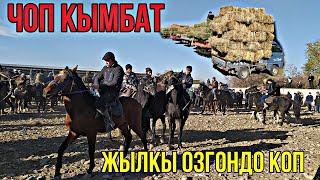 ӨЗГӨН ЖЫЛКЫ Базарда УЛАК Болуп Кетет Ат БААЛАРЫ 01/11/2020