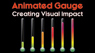 Animating a PowerPoint Gauge Graphic (PPT Animation Trick)
