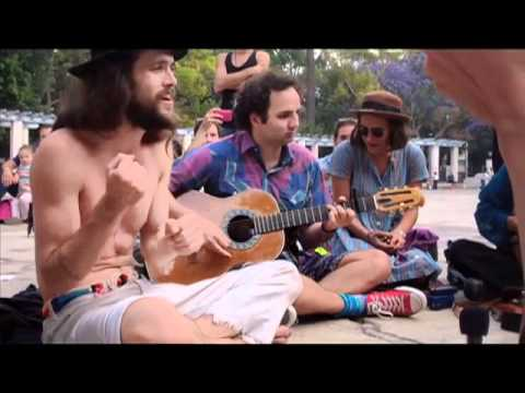 """Edward Sharpe & The Magnetic Zeros """"40 Day Dream"""" LIVE"""