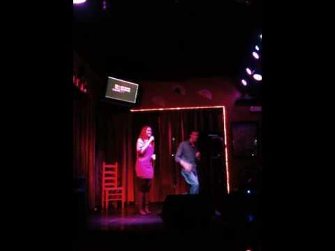 Karaoke Night In San Antonio