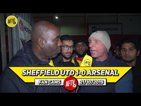 Sheffield Utd 1-0 Arsenal | Emery Has Got To Go Now!! (Lee Judges Rant)
