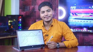 HP Pavilion x360 Laptop Review Hindi Best for Students amp Professionals
