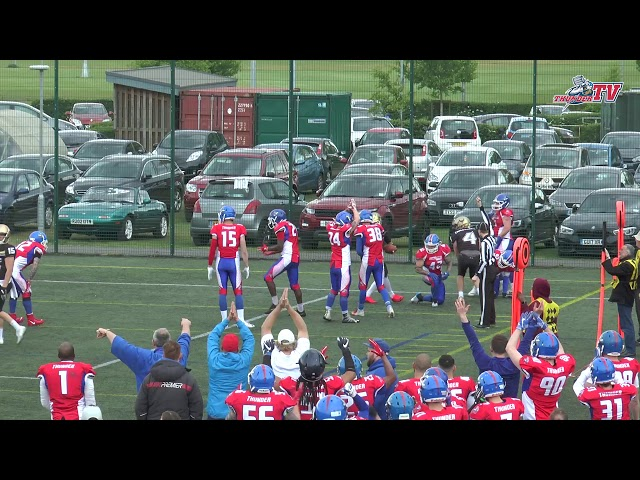 Sussex Thunder 2019 - Highlights at Solent Thrashers