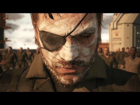MGSV: THE PHANTOM PAIN - E3 2014 Trailer (CHN)