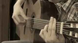 Александра (Москва слезам не верит)  Классическая  гитара   guitar cover