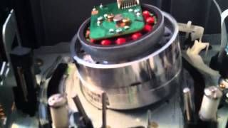 How to clean VCR head
