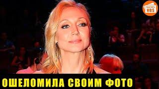 ► Кристина Орбакайте ошеломила своим фото в мокром бикини. Певица похвасталась безупречными формами